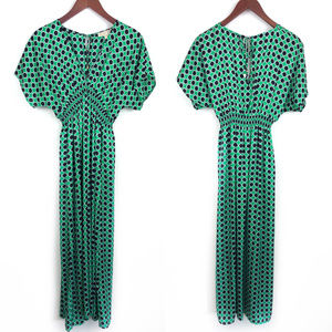 MICHAEL Michael Kors Polka Dot Maxi Dress